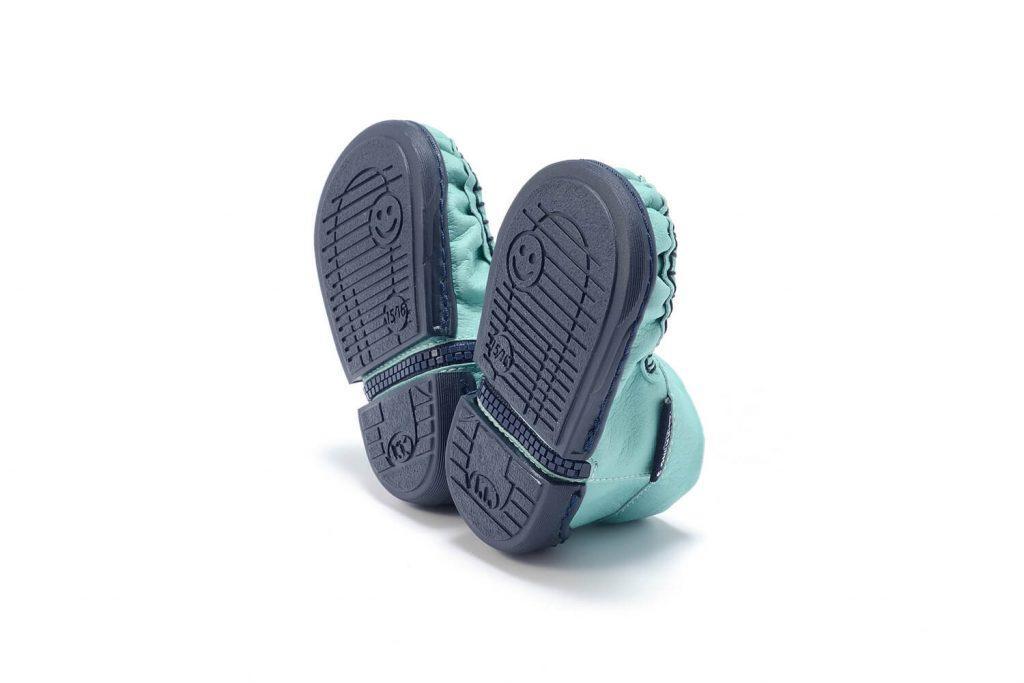 Walkkings-Zip-Around-Baby-Kids-Todder-First-Step-Shoes-White-Dark-Blue-Bottom-compressed-tiny