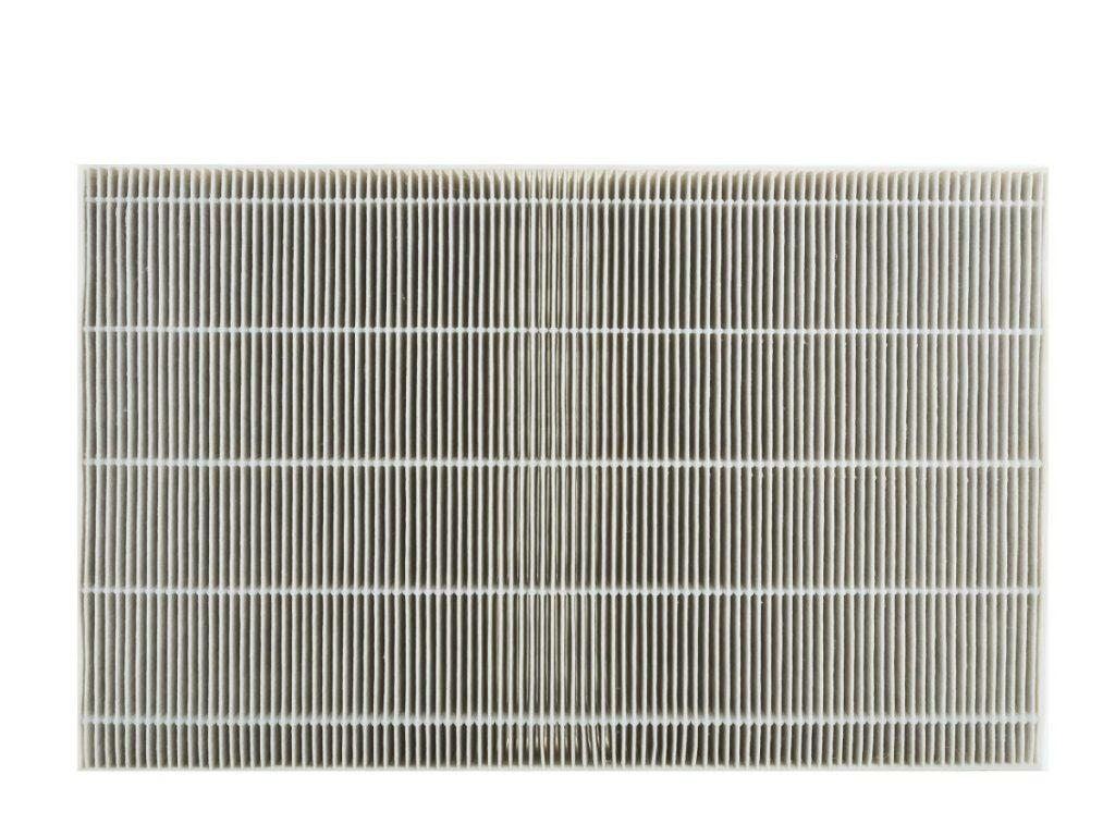 Air purifier filter replacement.